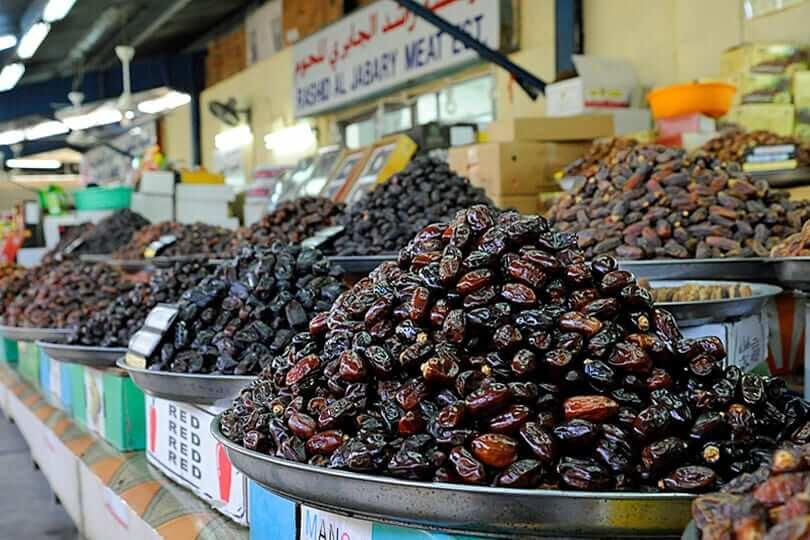 dates from dubai