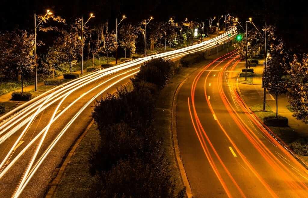 highway in belgium
