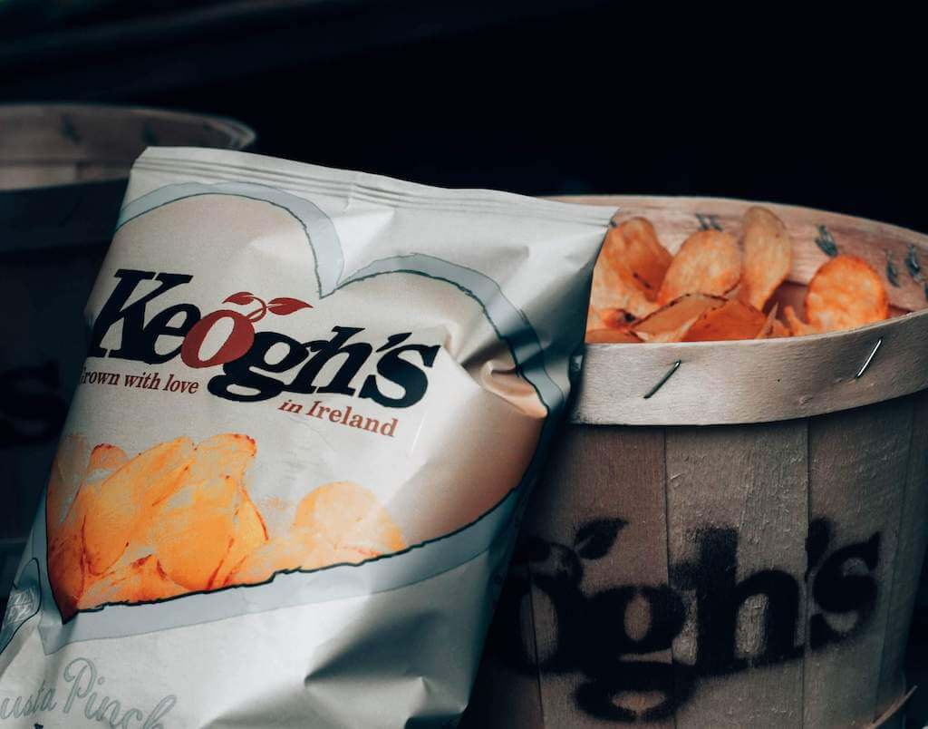 irish chips