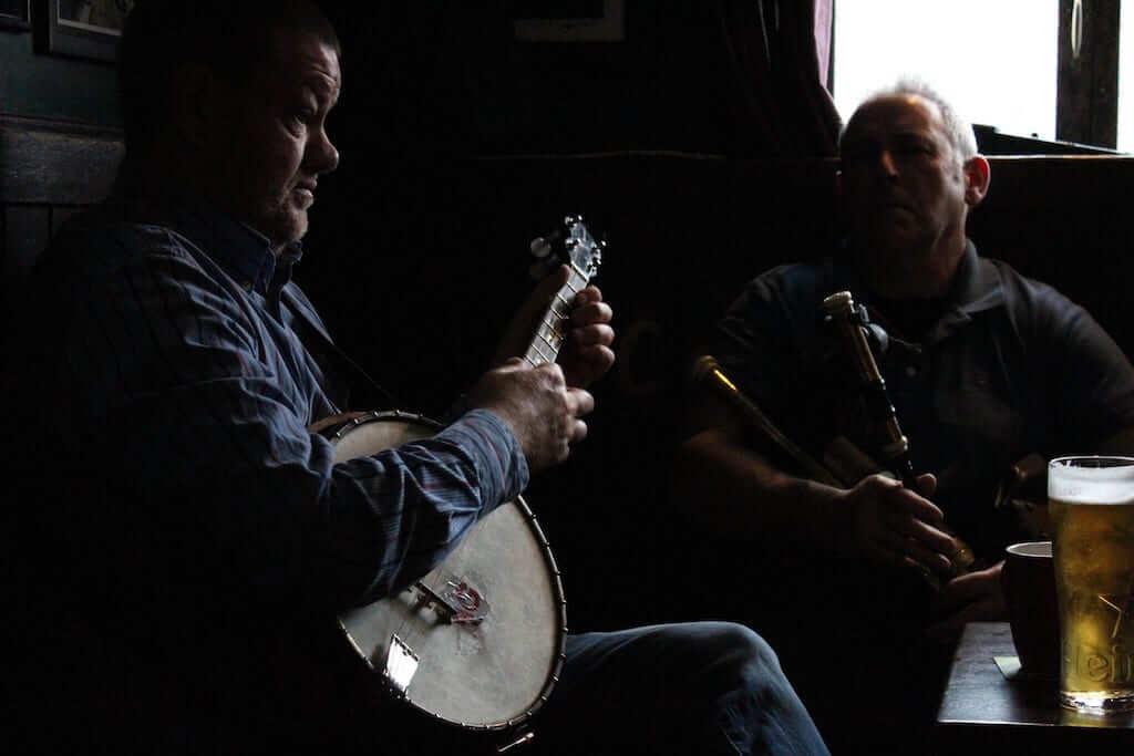 irish musicians pub