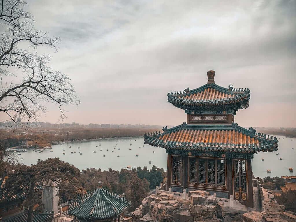 summer palace beijing