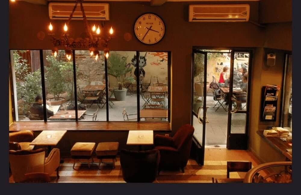 urban cafe istanbul