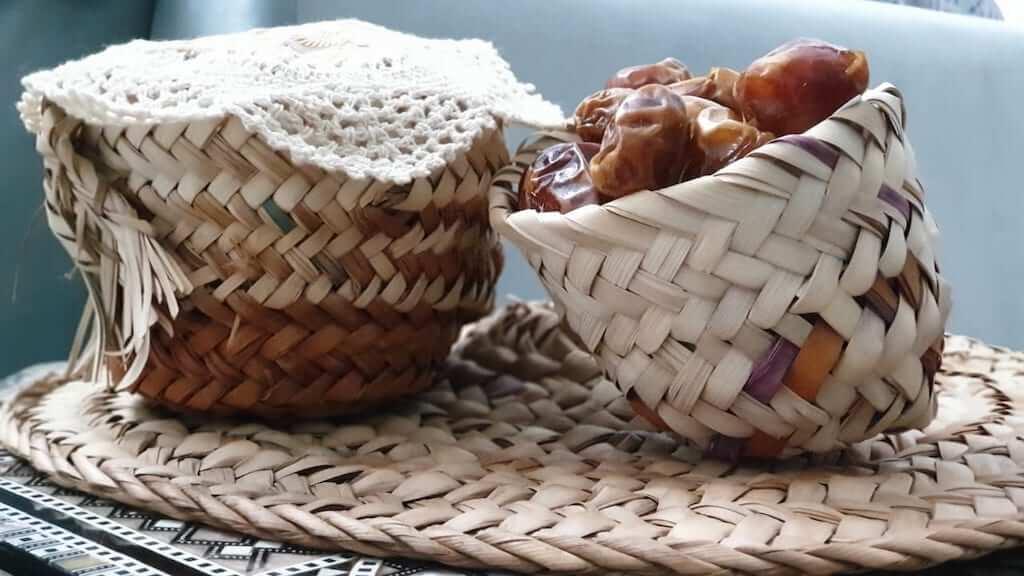 woven handicraft