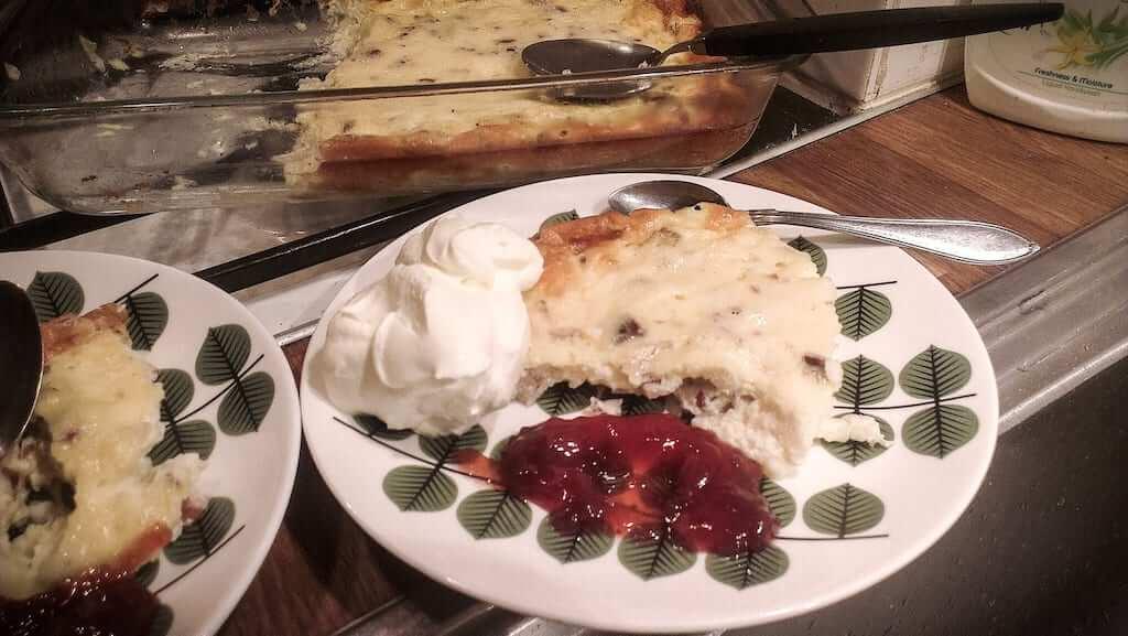 swedish cheesecake