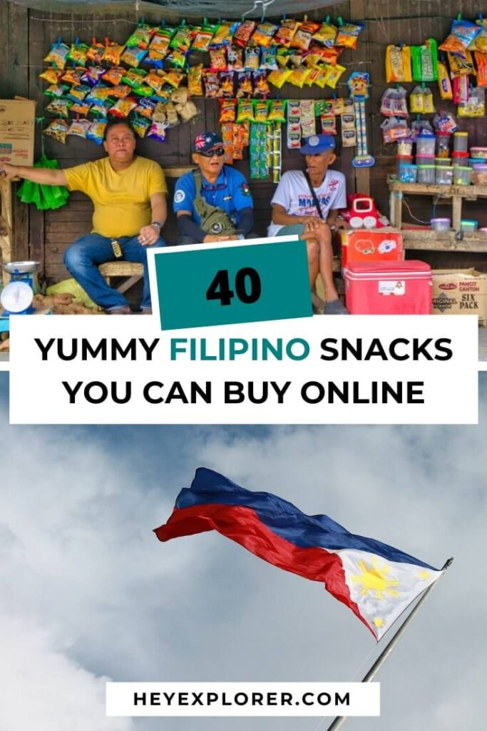 snacks from the philippines