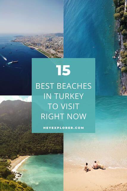 best turkish beaches