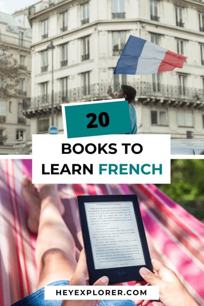 books to learn french