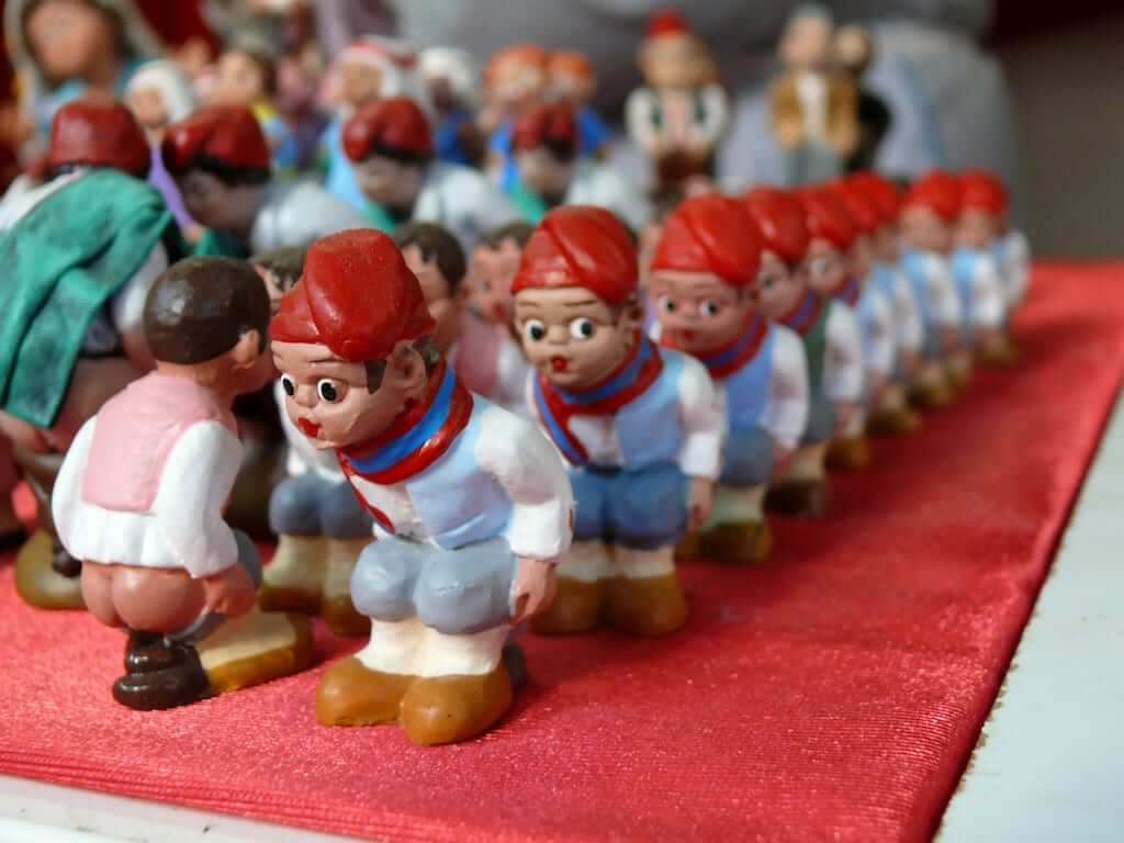 caganers spain