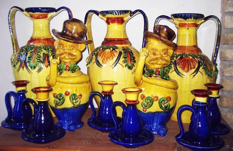 calabria ceramics