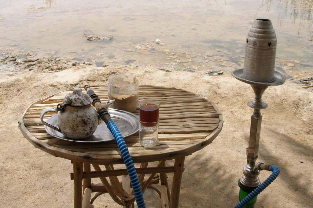 egyptian tea set