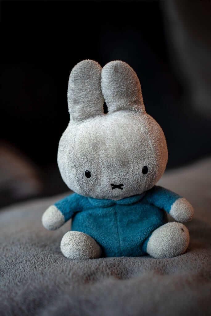 miffy soft toy