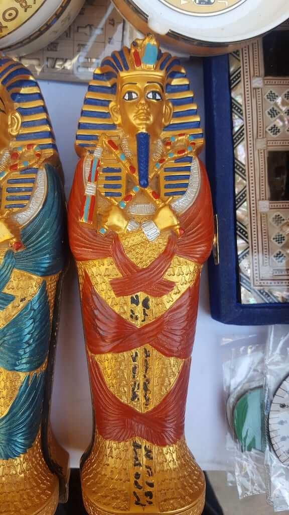 mummy cases
