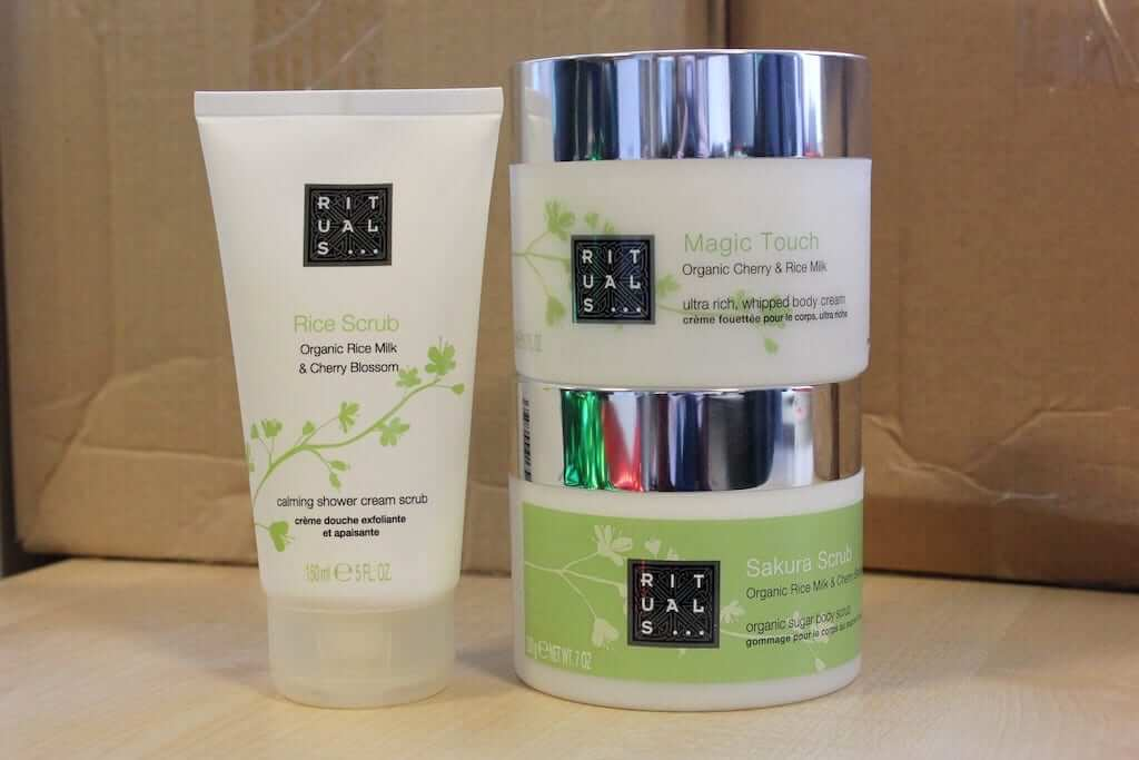 rituals skin products
