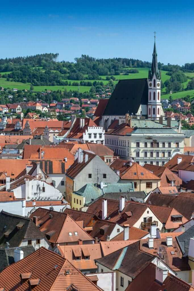 Learn Czech to enter this fairytale village
