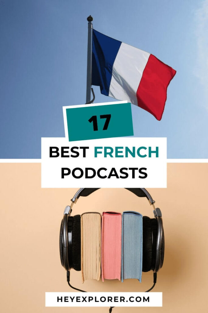 Podcasts to learn French