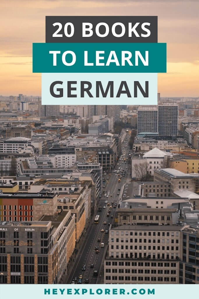 best books to learn German