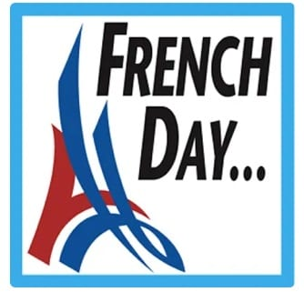 one thing in french a day