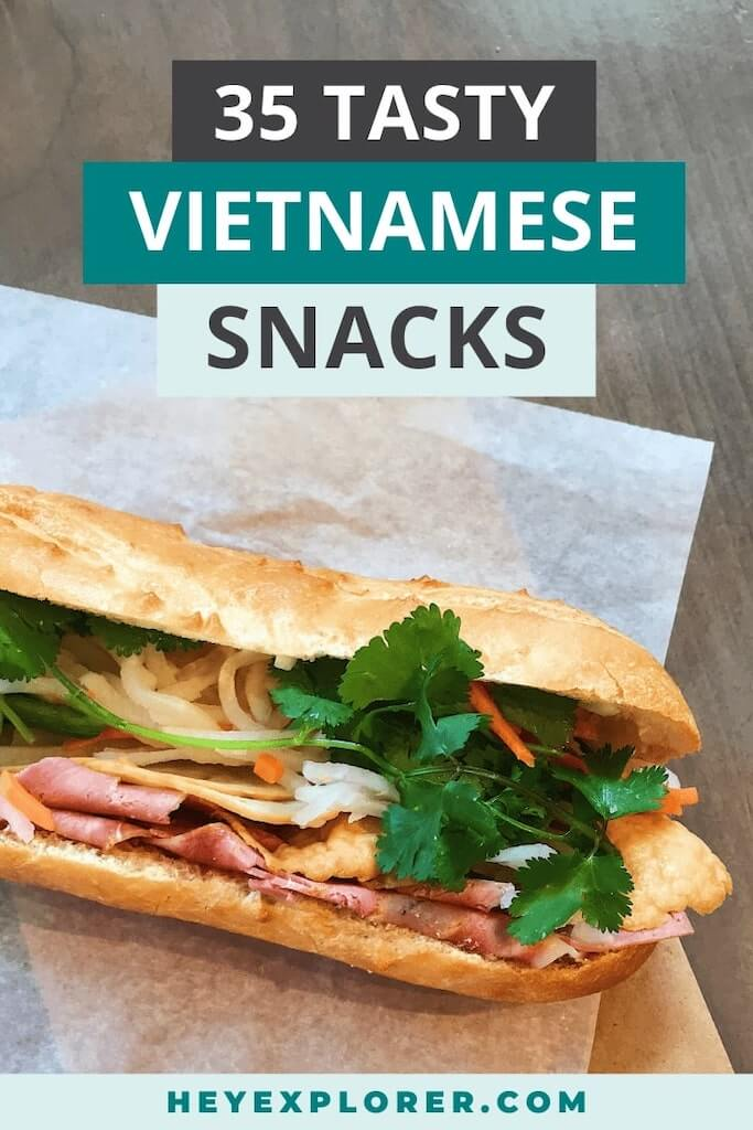 tasty vietnamese snacks