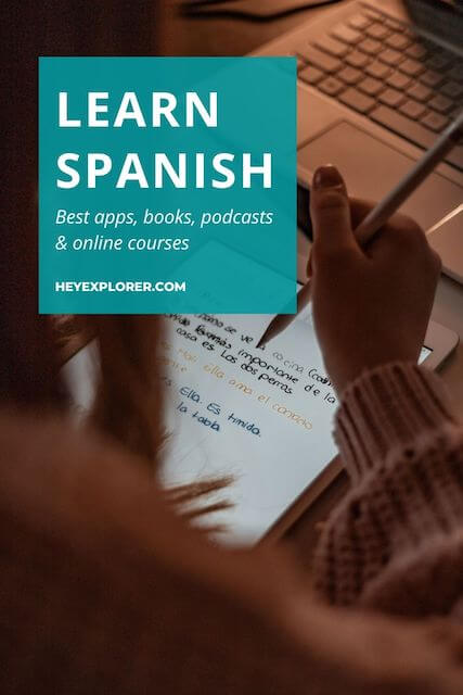 learn spanish resources