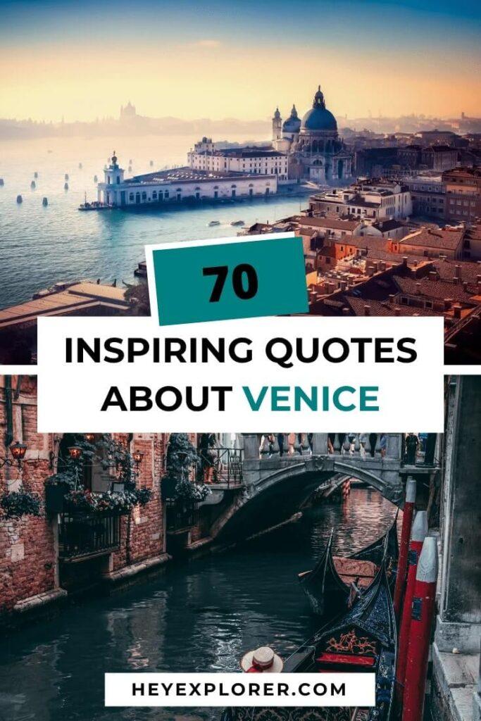 Venice quotes