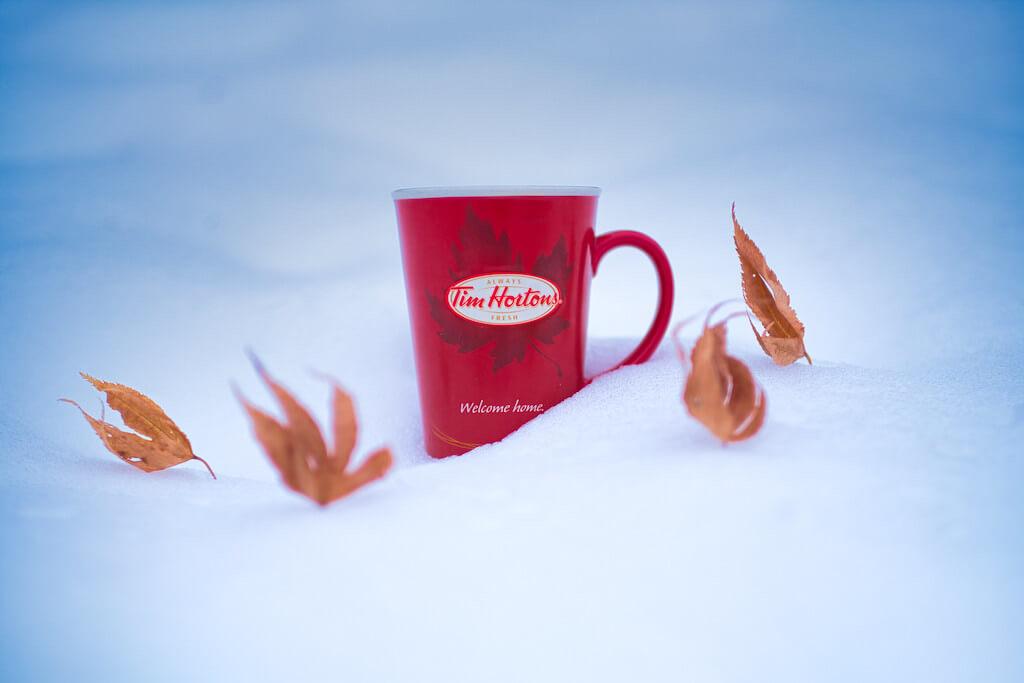 tim hortons mug souvenir