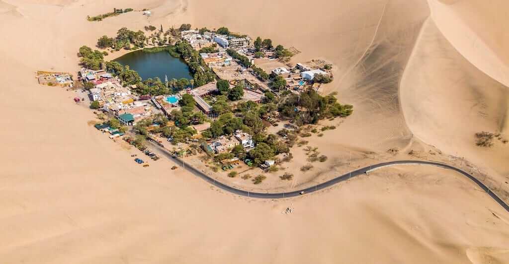 The Coastal Desert