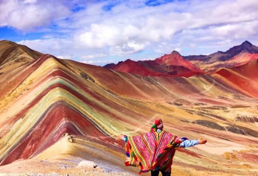 Peru Rainbow Mountain