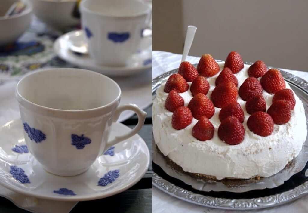 Finnish cake