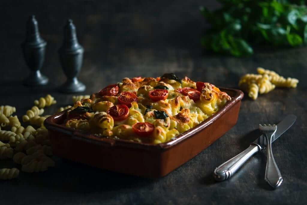Finnish potato casserole (imelletty perunalaatikko)