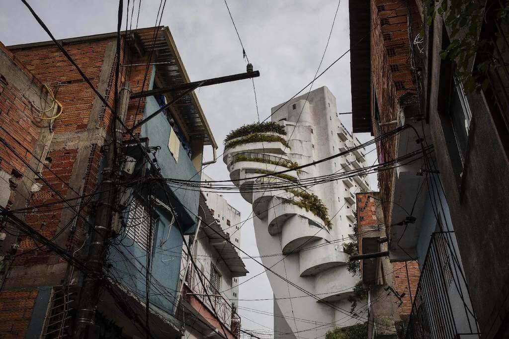Paraisópolis, São Paulo's second largest slum
