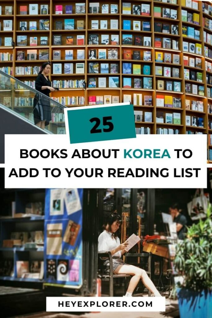 books about korea