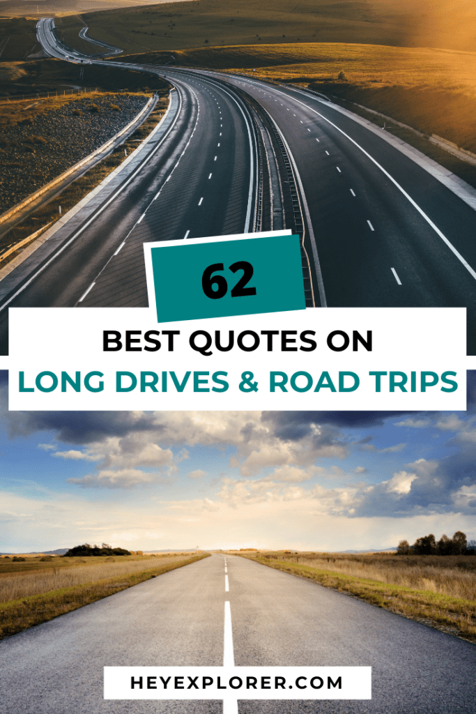 long drive quotes