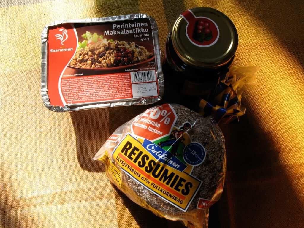 Maksalaatikko, the Finns' favorite Finnish food