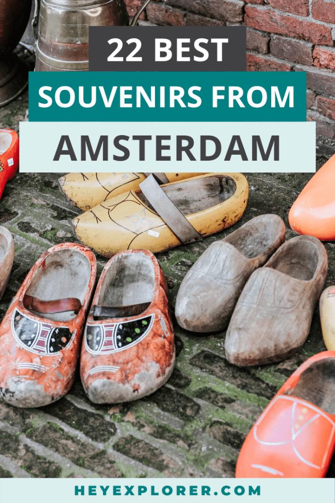 best amsterdam souvenirs