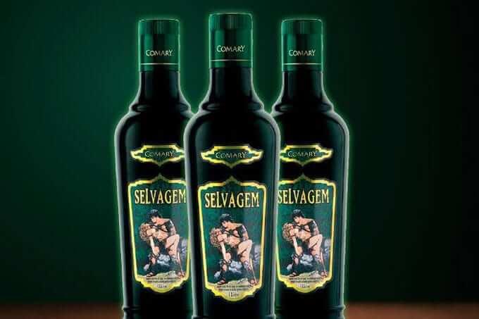 Bottles of Catuaba Selvagem