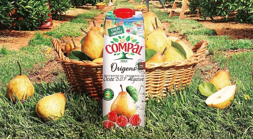 Compal fruit juice