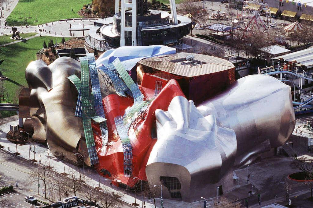 Seattle's Museum of Pop Culture or MoPop