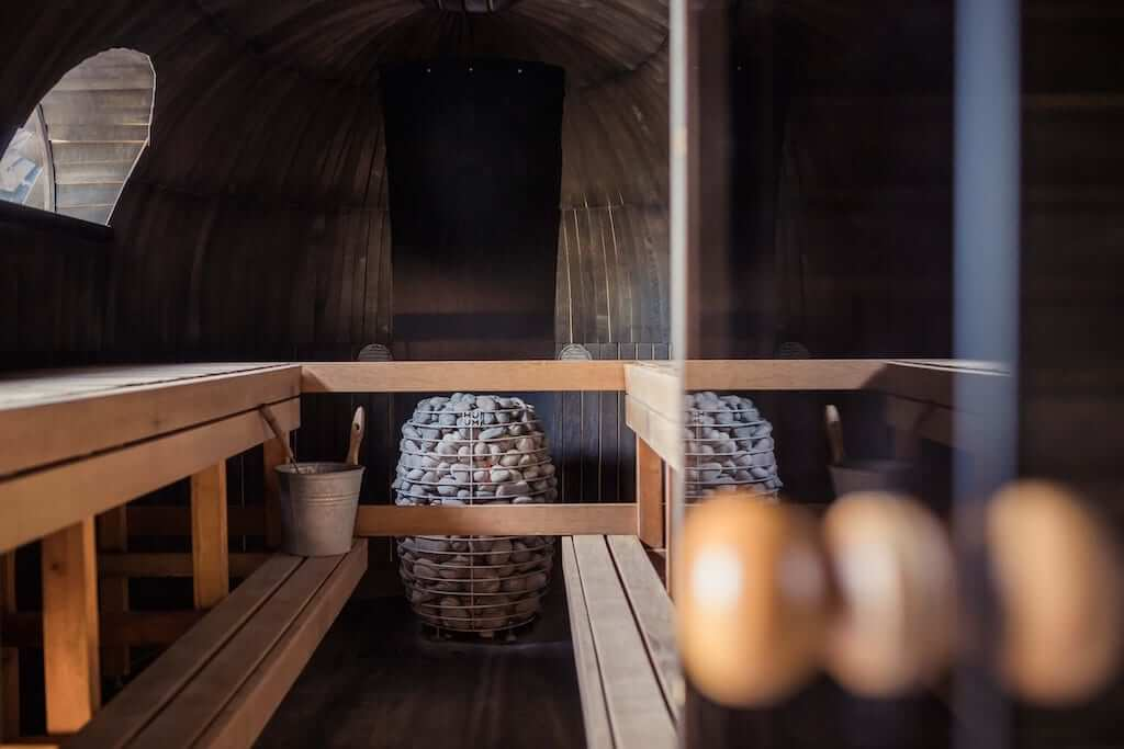 Swedish sauna