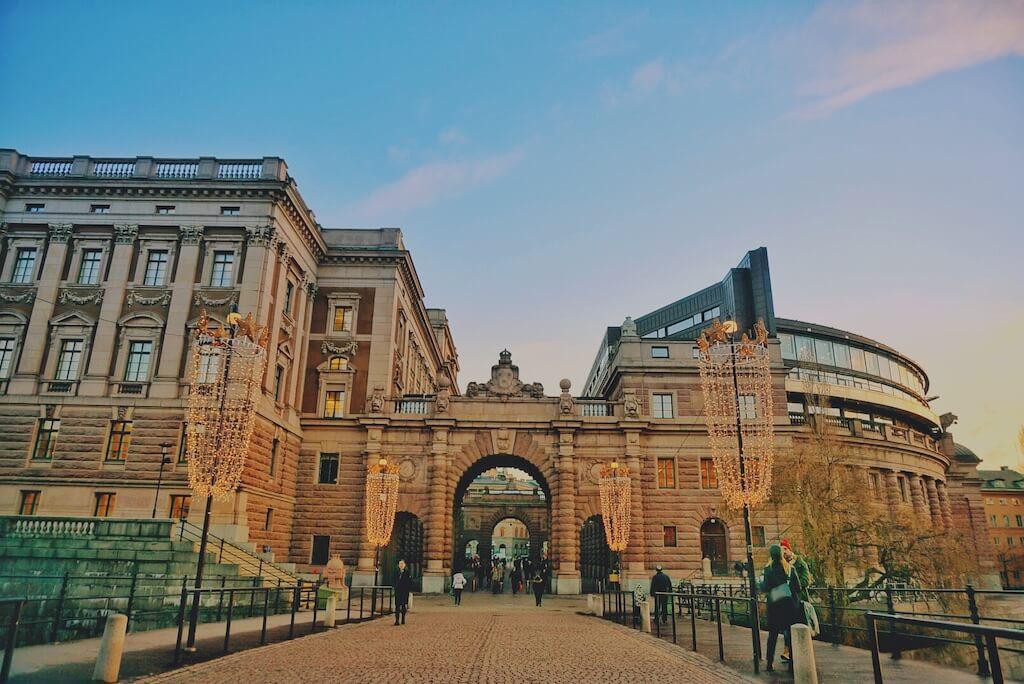 The Stockholm Royal Palace