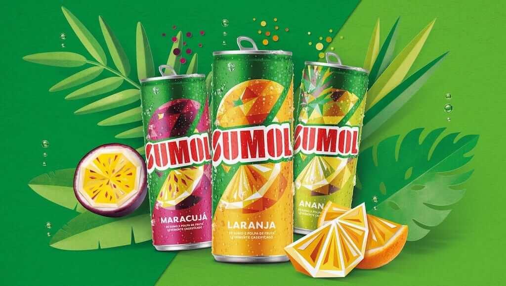 Sumol fruit juice