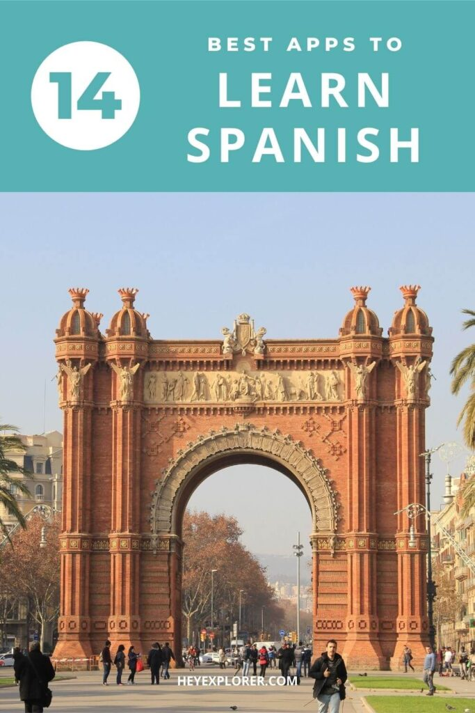 apps to learn Spanish