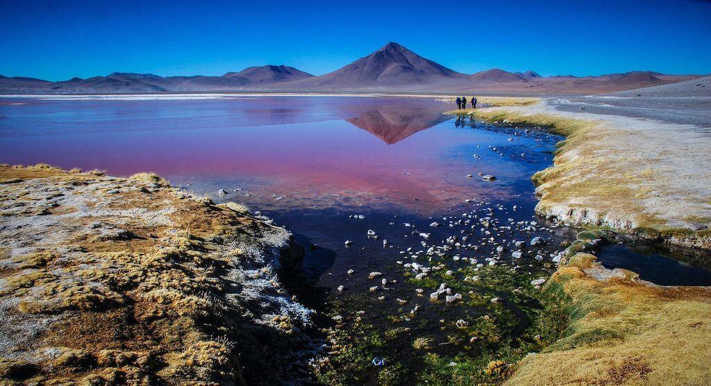 landscape of altiplano