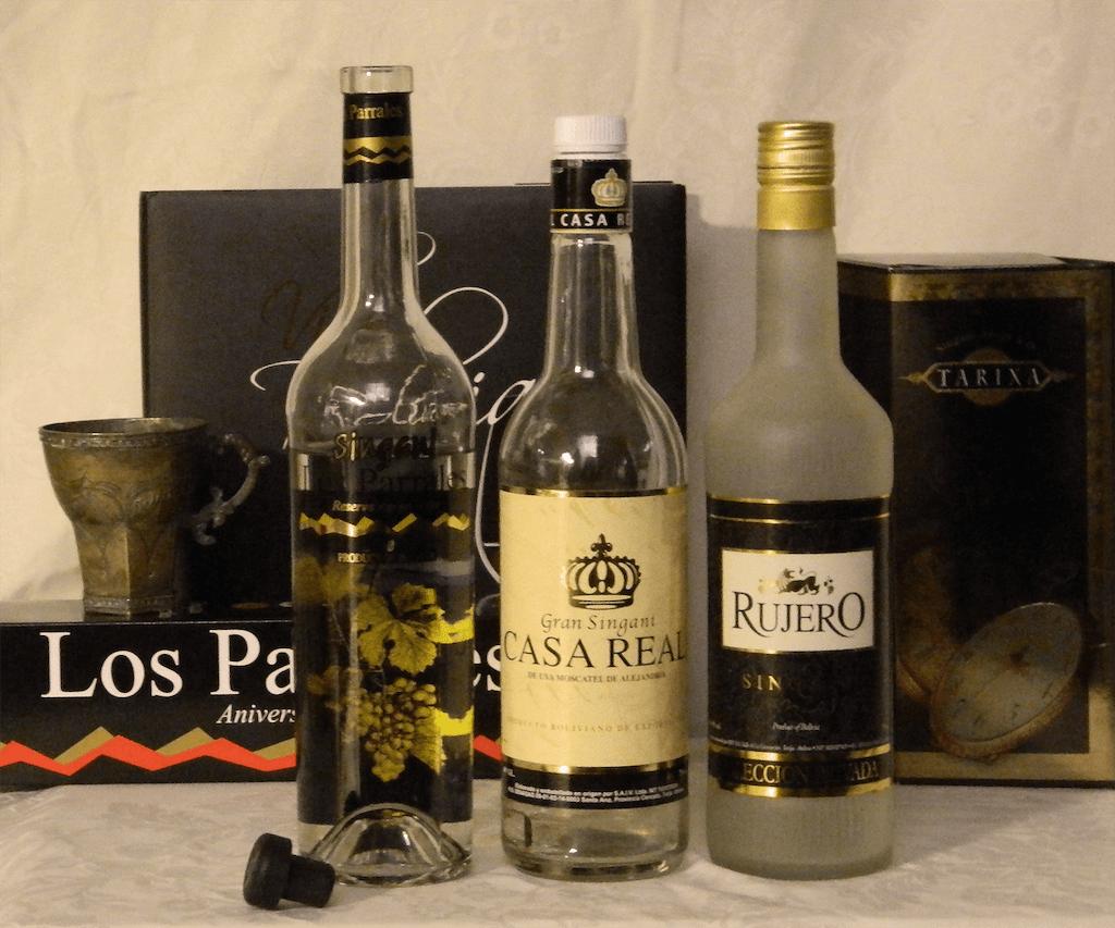 Singani, Bolivia's national liquor