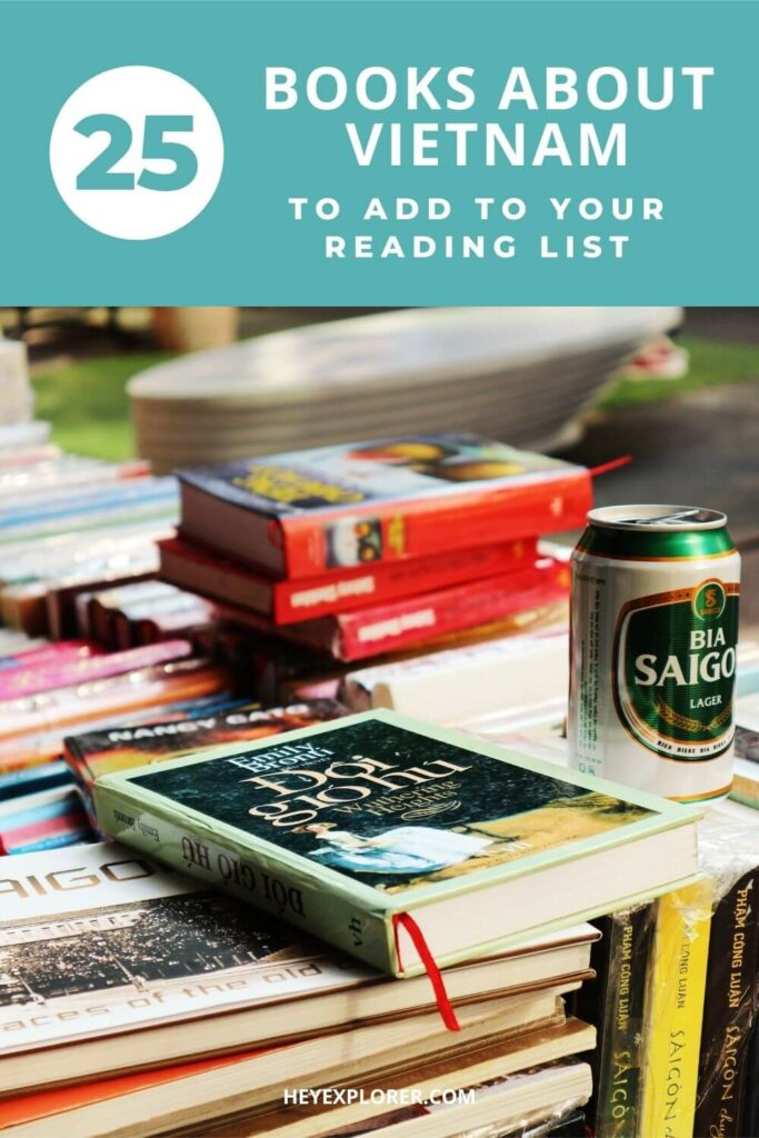 books about Vietnam