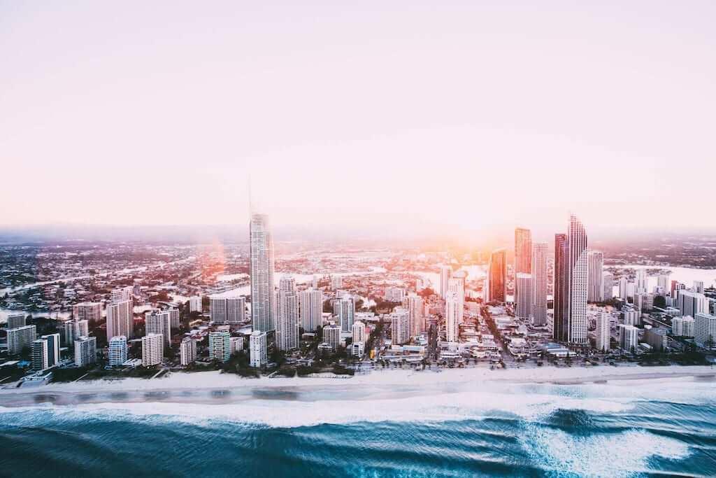 the gold coast in australia