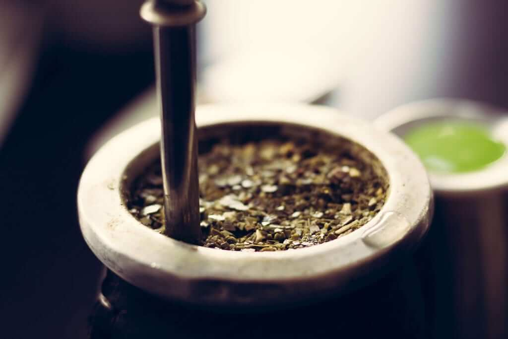 A cup of mate