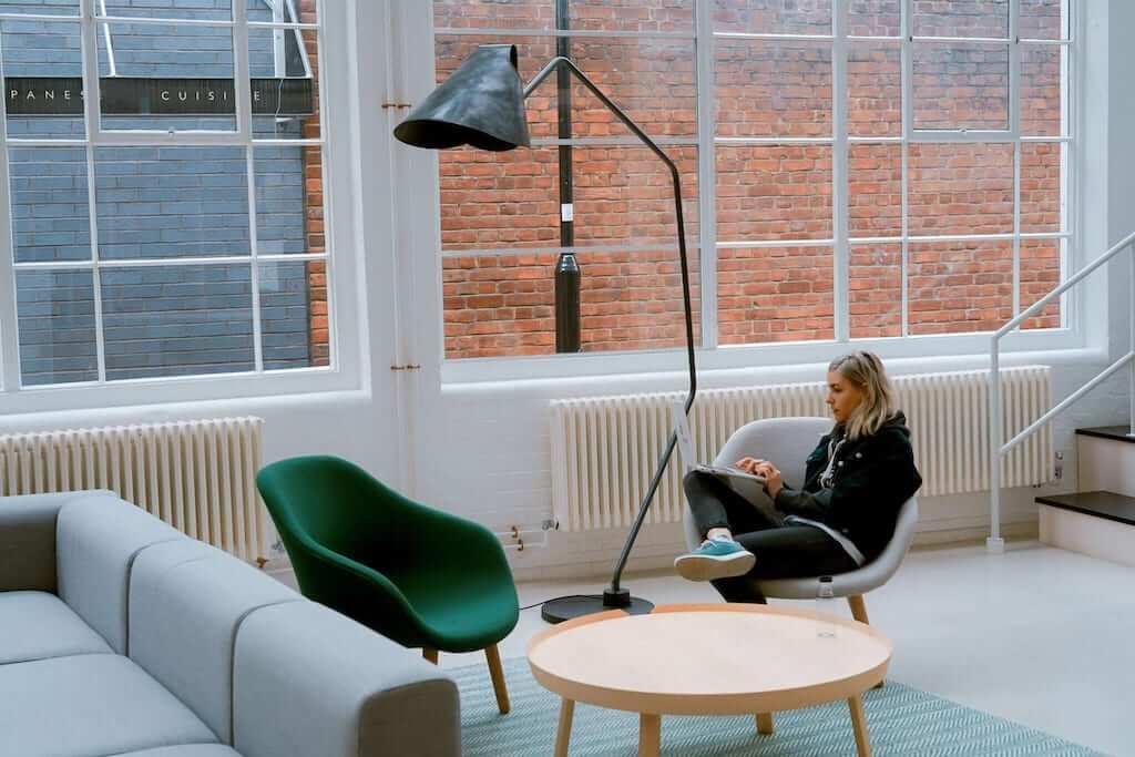A Swedish work office
