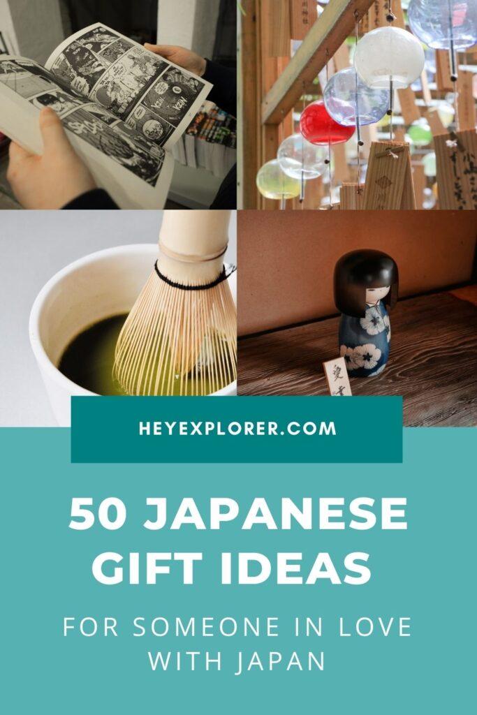Japanese gift ideas