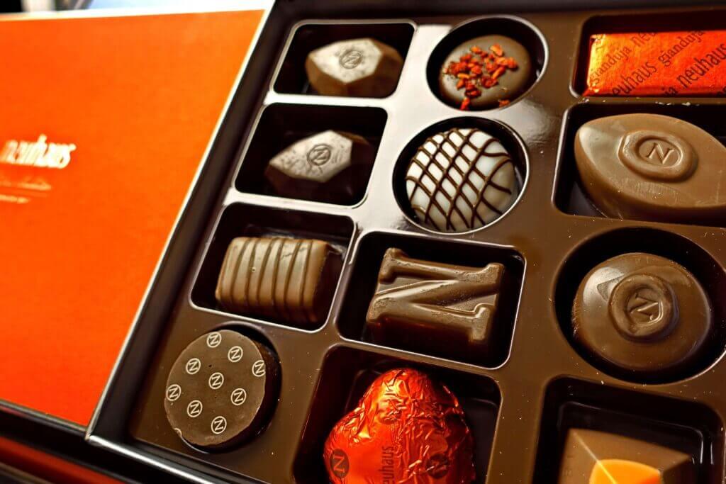 neuhaus belgian chocolates