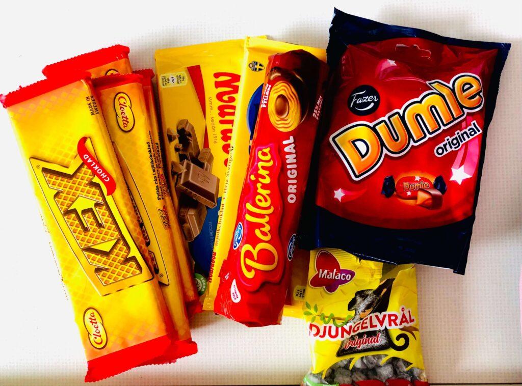 swedish snacks